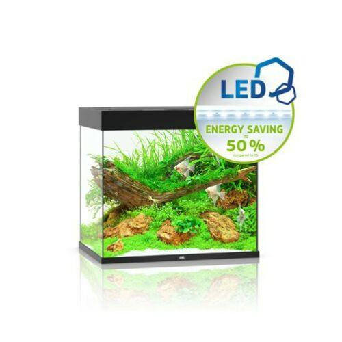 Juwel akvárium Lido 200 LED fekete