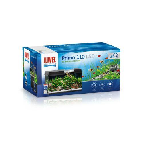 Juwel akvárium Primo 110 fekete