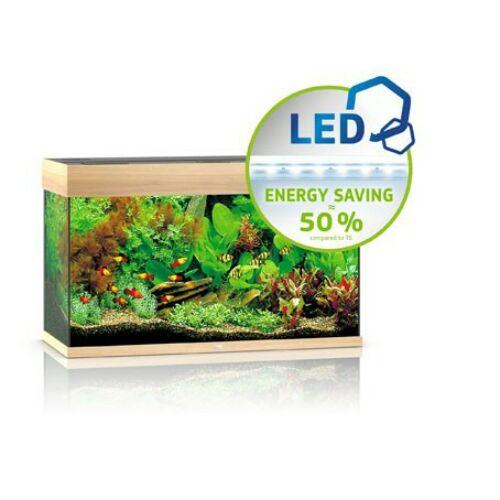 Juwel akvárium Rio 125 LED világosbarna