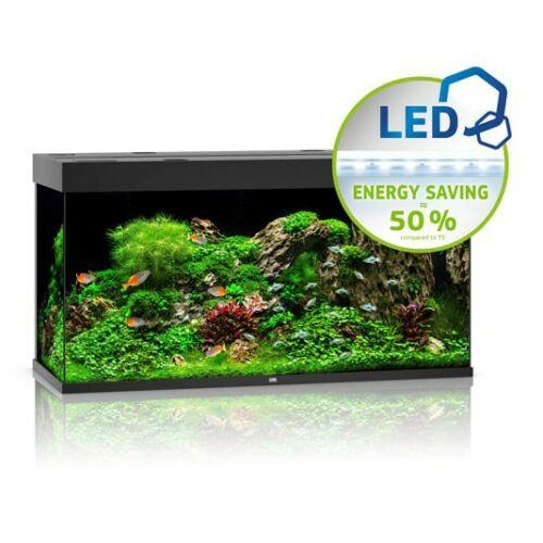 Juwel akvárium Rio 350 LED fekete