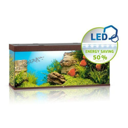 Juwel akvárium Rio 450 LED sötétbarna