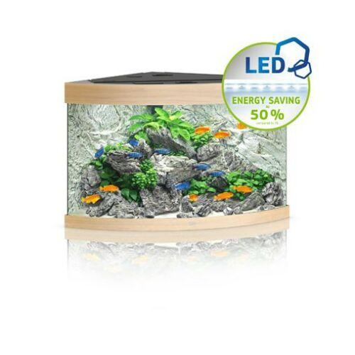 Juwel akvárium Trigon 190 LED világosbarna