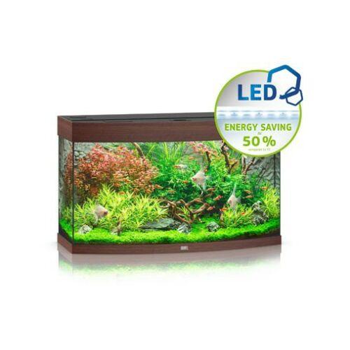 Juwel akvárium Vision 180 LED sötétbarna