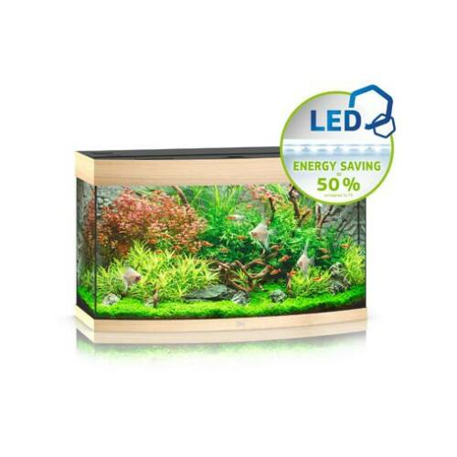 Juwel akvárium Vision 180 LED világosbarna