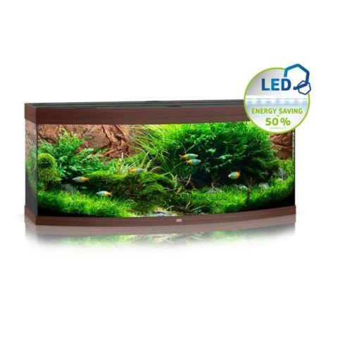 Juwel akvárium Vision 450 LED sötétbarna