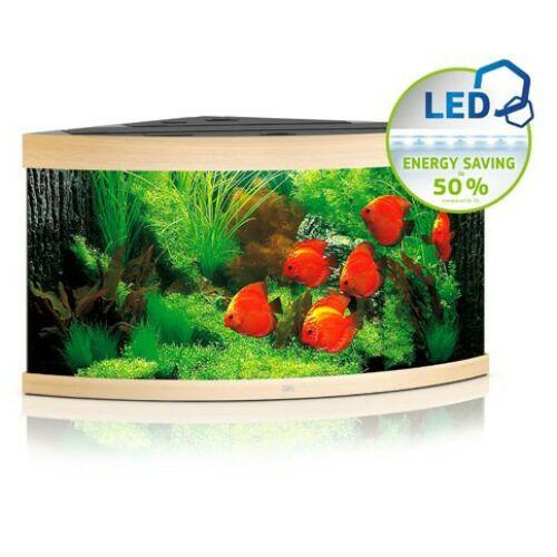 Juwel akvárium Trigon 350 LED világosbarna