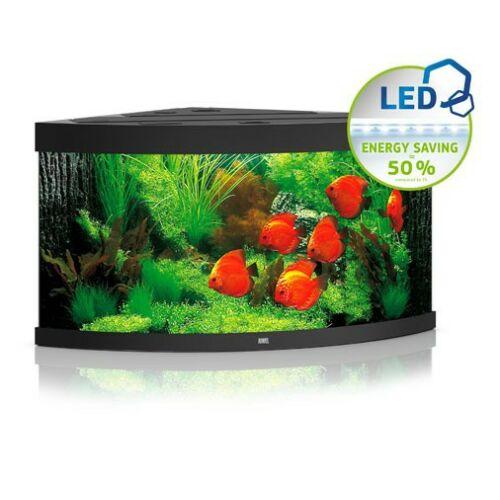 Juwel akvárium Trigon 350 LED fekete