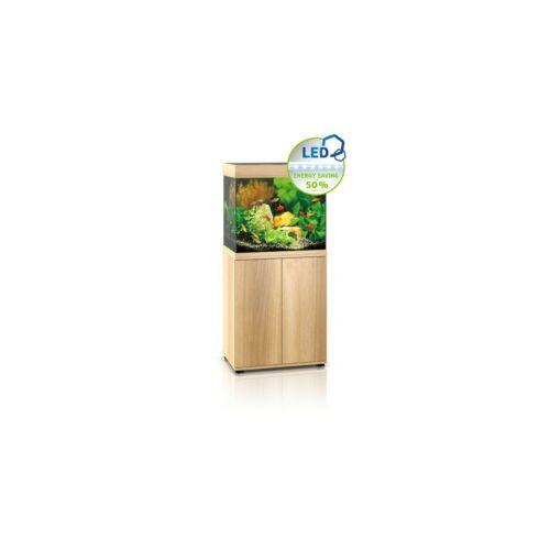 Juwel Lido 120 LED akvárium szett bútorral  (Világos fa)