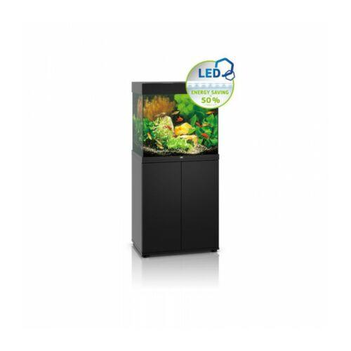 Juwel Lido 120 LED akvárium szett bútorral  (Fekete)