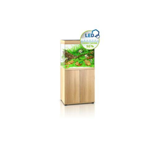Juwel Lido 200 LED akvárium szett bútorral  (Világos fa)
