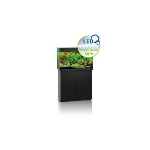 Juwel Rio 125 LED akvárium szett bútorral  (Fekete)