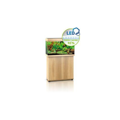 Juwel Rio 125 LED akvárium szett bútorral  (Világos fa)