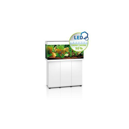 Juwel Rio 180 LED akvárium szett bútorral  (Fehér)