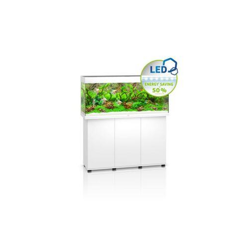 Juwel Rio 240 LED akvárium szett bútorral  (Fehér)