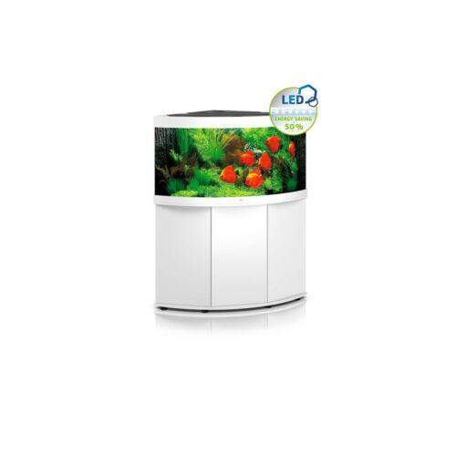 Juwel Trigon 350 LED akvárium szett bútorral  (Fehér)
