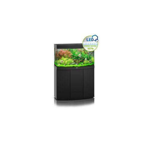 Juwel Vision 180 LED akvárium szett bútorral  (Fekete)