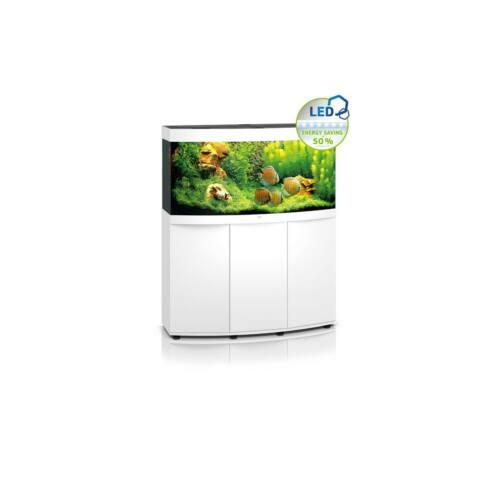 Juwel Vision 260 LED akvárium szett bútorral  (Fehér)