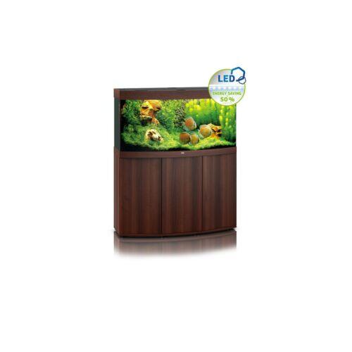Juwel Vision 260 LED akvárium szett bútorral  (Sötét fa)