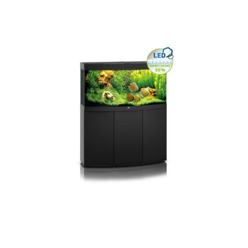 Juwel Vision 260 LED akvárium szett bútorral  (Fekete)