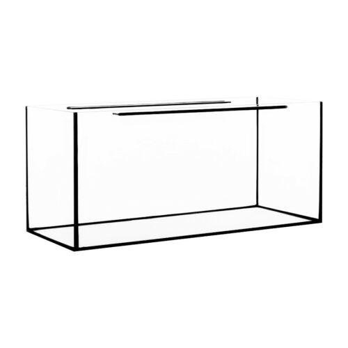 112 l 80*35*40 cm 6 mm szögletes akvárium