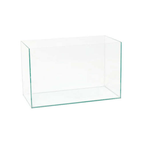 Akvárium 160 liter ,80x40x50 cm ,8mm üveg ,gépi csiszolás  ,normál üveg ,merevítés