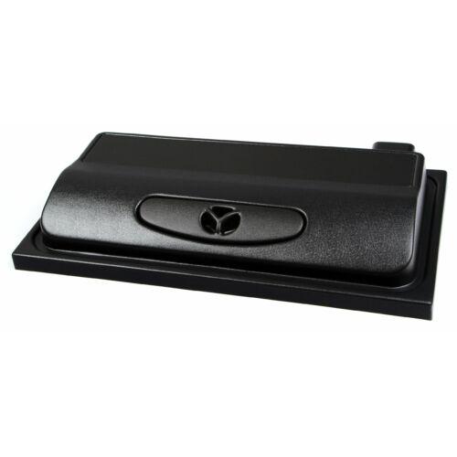 Műanyag tetővilágítás Wi-60 60x30 LED fekete