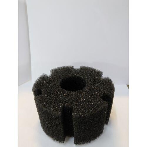 Henger formájú, bordázott  szivacs 9x5cm C046 - powerfej szivacs