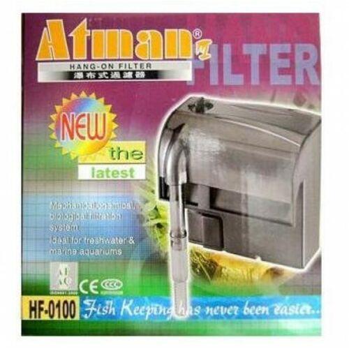 Atman HF-0100 akasztós szűrő
