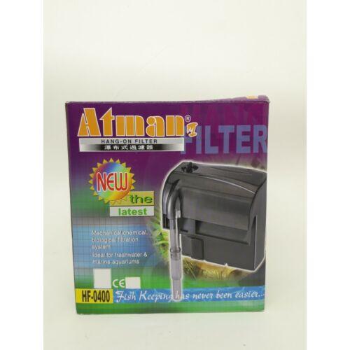 Atman HF-0400 akasztós szűrő