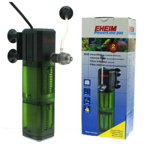 Eheim Power Line 2048 belső szűrő 10w,600 l/h,200l-ig,390cm3 2048020