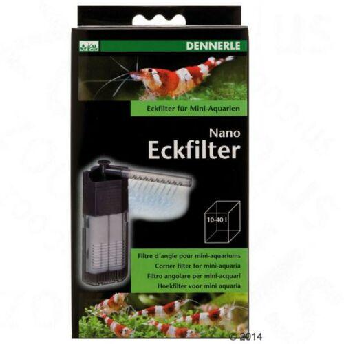 Dennerle Nano sarokszűrő (belső szűrő) 10-40l akváriumhoz