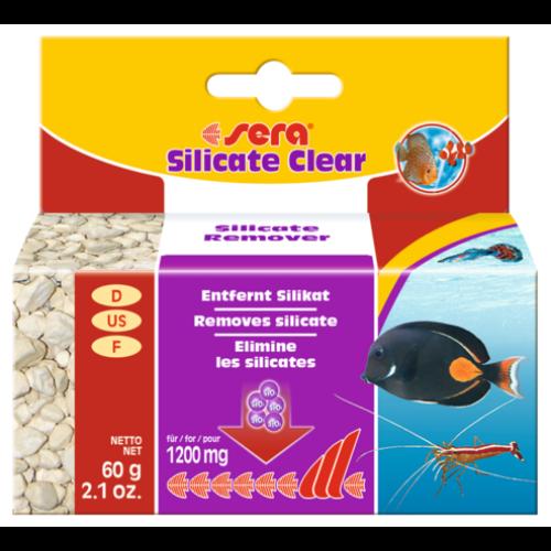 SERA Silicate Clear 60g - szilikát megkötő szűrőanyag
