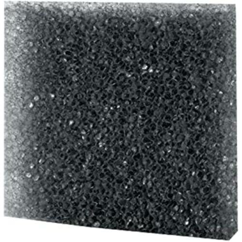 Hobby Szűrő szivacs durva fekete (TM10) 50x50x3 cm