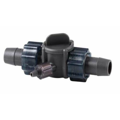 Hobby toldó és elosztó Multi Flow 1, SS , 2x12/16-4/6mm szabályozható szelep