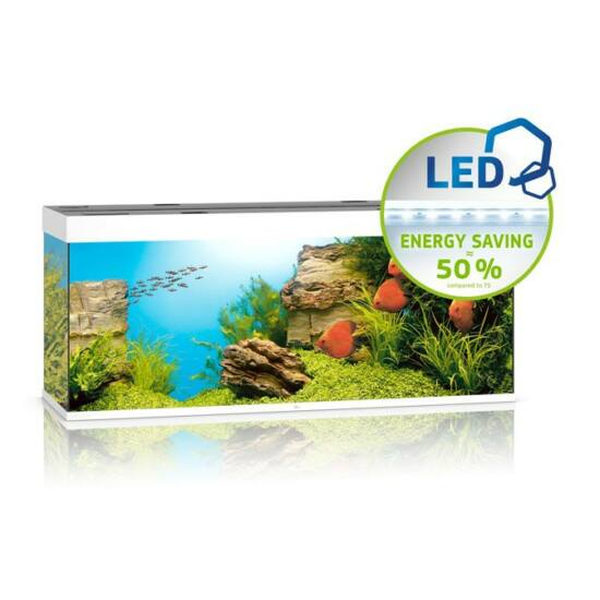Juwel akvárium Rio 450 LED fehér