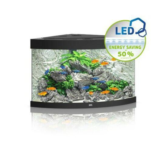 Juwel akvárium Trigon 190 LED fekete