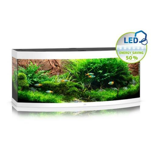 Juwel akvárium Vision 450 LED fehér