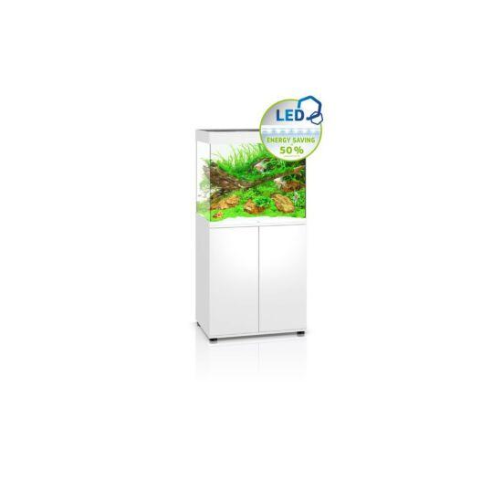 Juwel Lido 200 LED akvárium szett bútorral  (Fehér)