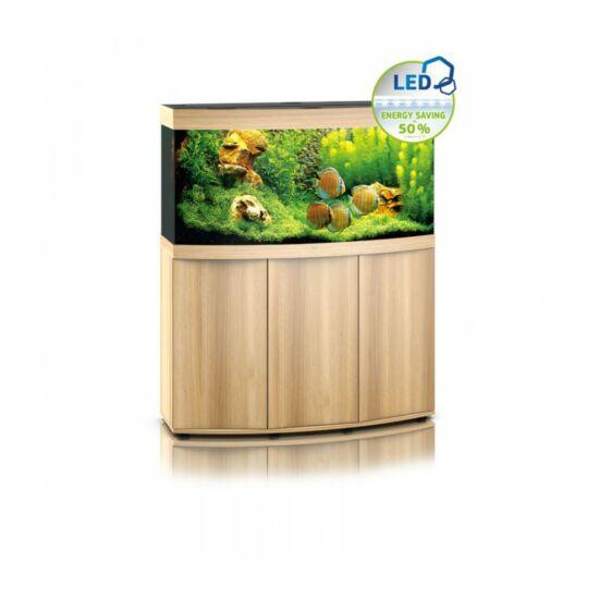 Juwel Vision 260 LED akvárium szett bútorral  (Világos fa)