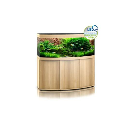 Juwel Vision 450 LED akvárium szett bútorral  (Világos fa)