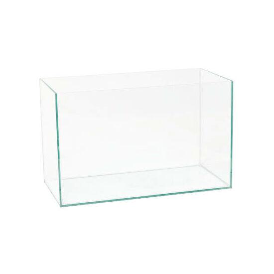 Akvárium 200 liter ,100x40x50 cm ,8mm üveg ,gépi csiszolás  ,normál üveg ,merevítés