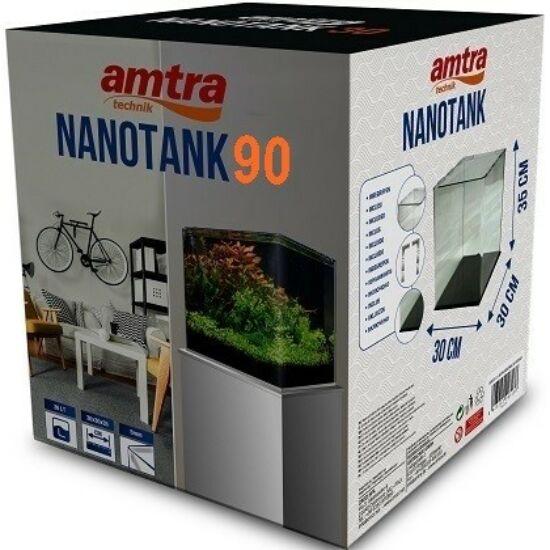VAVI Nanotank 90 - BASIC akváriumszett belső szűrővel