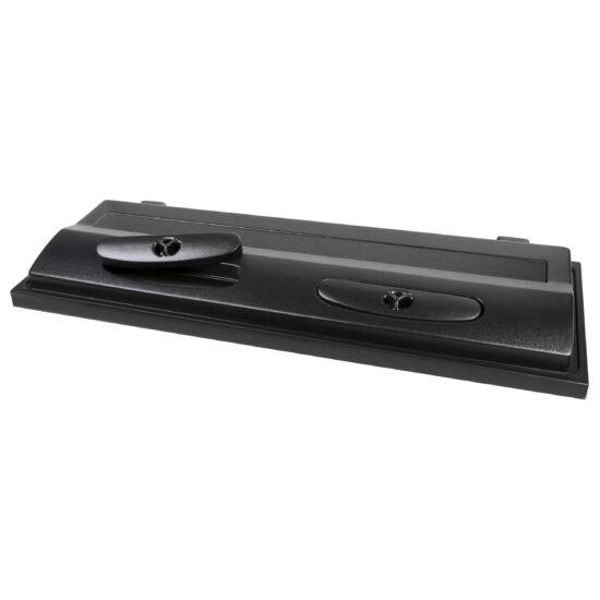Műanyag tetővilágítás Wi-100 100x40 LED T5 fekete