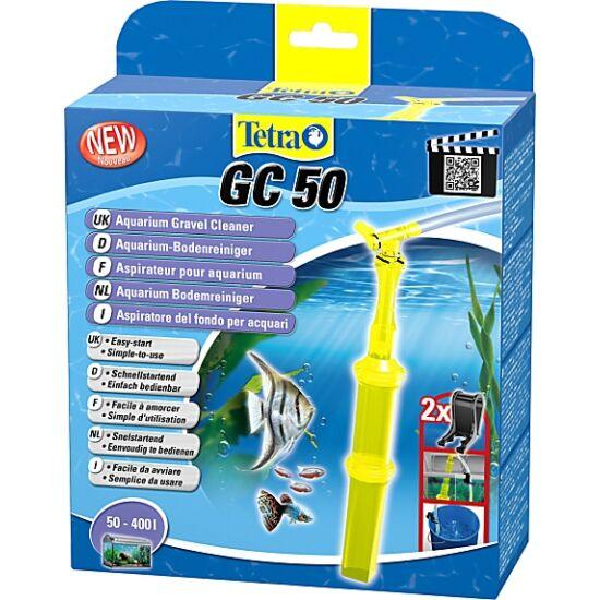 Tetratec GC 50 - aljzattisztító szabályzó csappal