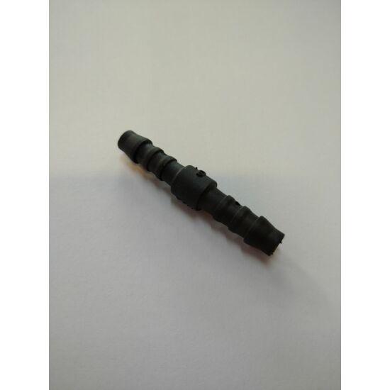 Rebie egyenes toldó karmos 6/8mm-es tömlőhöz 6/6mm