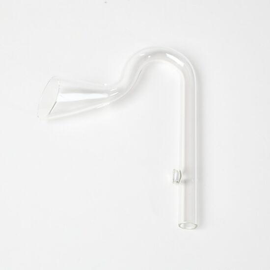 GreenWorks üveg kifolyócső - 13mm - nano (nyomó oldal, lily pipe)