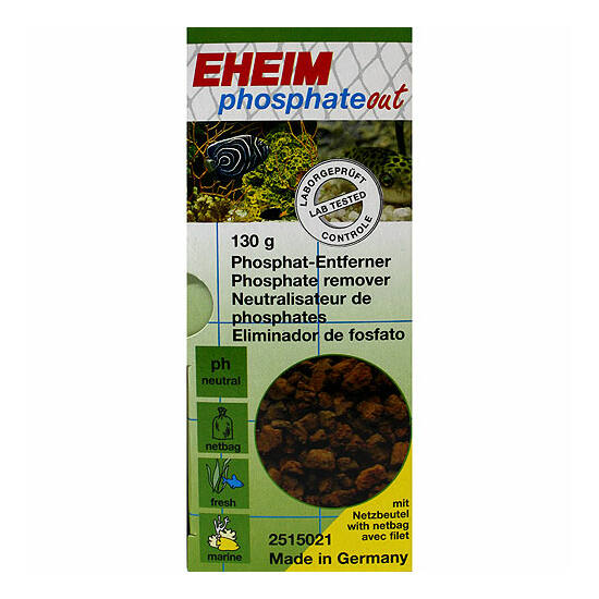 EHEIM Phosphate out -foszfát megkötő granulátum 130 g