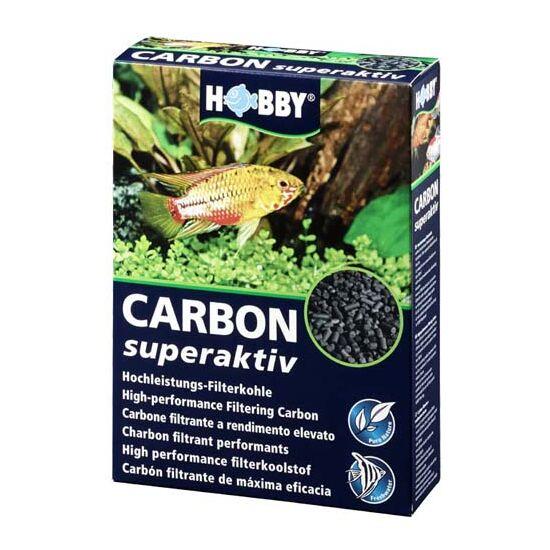 Hobby carbon superaktiv 500g - aktívszén granulátum