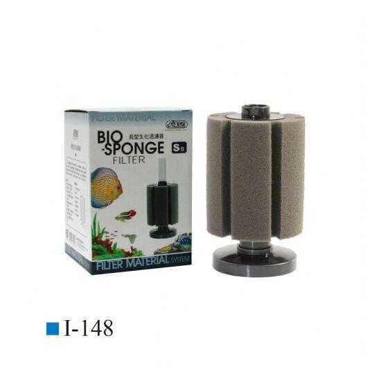 Ista szivacsszűrő talpas magas S - levegőztetőre köthető szivacsszűrő