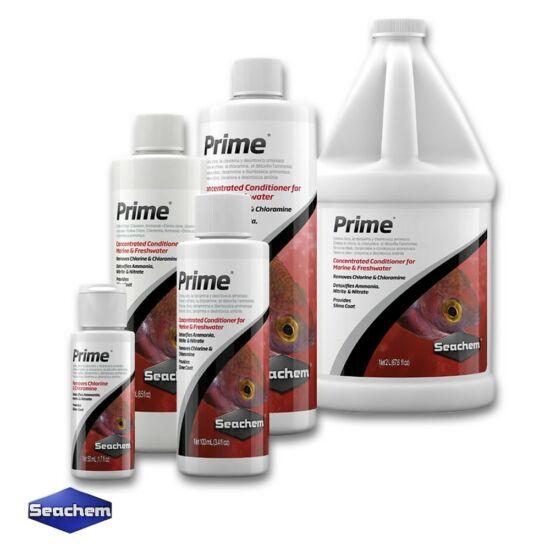 Seachem Prime klórtalanító vízelőkészítő - 250 ml